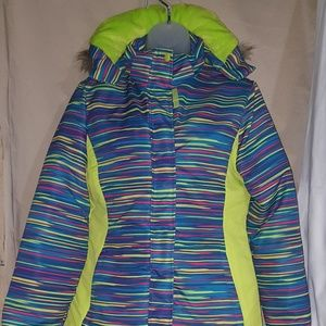 Fall's Creek Girls Hooded Coat 14/16